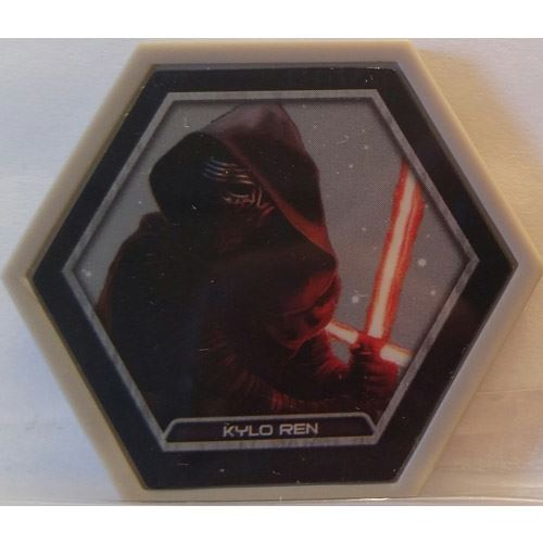 Star Wars Galactic Connexions - Kylo Ren - Gray/Standard - Common