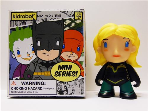 Kidrobot- DC Comics - Black Canary (1/20)