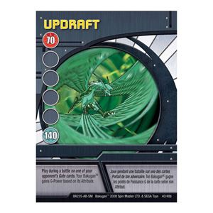 Ability Card - Updraft