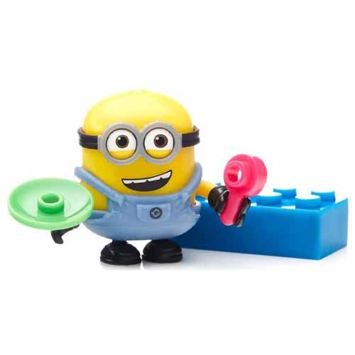 Buildable Minions Blind Packs Series V - Bubbles - Common