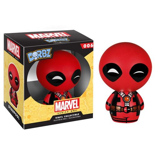 Funko- Dorbz - Marvel - Deadpool