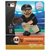 OYO MLB San Francisco Giants - Madison Bumgarner- G5