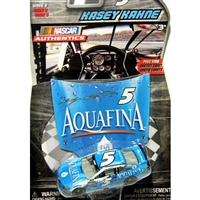 NASCAR Authentics - Kasey Kahne #5- Aquafina