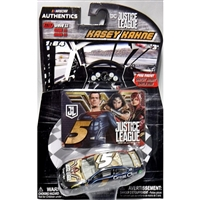 2017- NASCAR Authentics - Kasey Kahne #5- Justice League