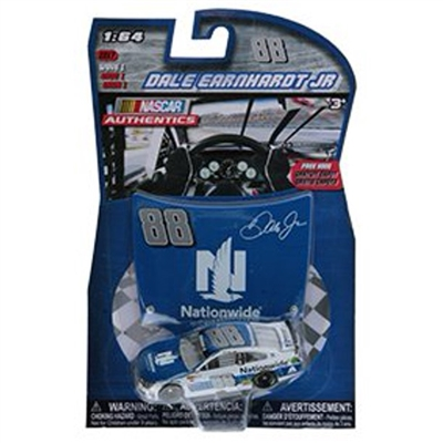 2017 Nascar Authentics Wave 1 Dale Earnhardt JR 88 Nationwide Car
