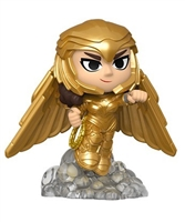 Funko Mystery Minis Wonder Woman 1984 - Wonder Woman with Gold Armor Flying (1/6)