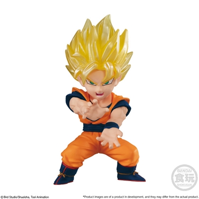 Dragon Ball Adverge Motion - SS Goku