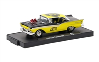 M2 Machines Auto-Drivers Release 45 - 1957 Ford Fairlane 500