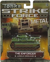 Tonka Metal Diecast Bodies - Strike Force - The Enforcer