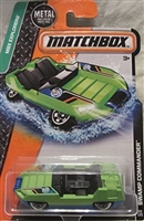 Matchbox 2015 Explorers - Swamp Commander