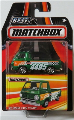 2016 Best of Matchbox - '66 Dodge A100 Pickup