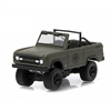"Greenlight Military Tribute ""Sarge"" - 1977 Ford Bronco"