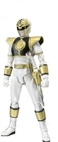 Tamashii Nations S.H. Figuarts Mighty Morphin Power Rangers White Ranger
