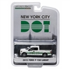 "Greenlight - Blue Collar Collection 1 - 2015 Ford F-150 ""Depeartment of Transportation ""NYCDOT"""