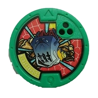 Yo-Kai - Yo-Motion Series 1 Medal - Browminos