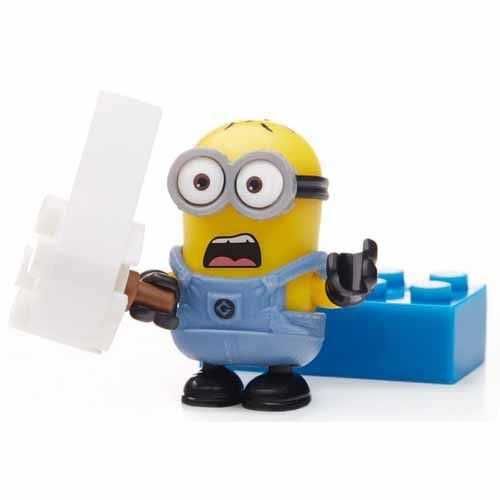 Buildable Minions Blind Packs Series V - Tape Gun - Common