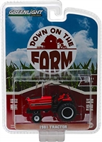 Greenlight Down on the Farm Series 1-1981 Tractor