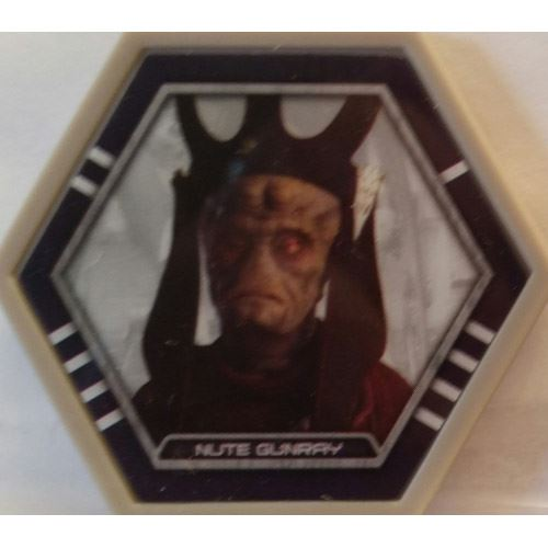 Star Wars Galactic Connexions - Nute Gunray - Gray/Standard - Common