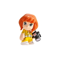 Kidrobot Teenage Mutant Ninja Turtles Series 2 - Shell Shock April O'Neil