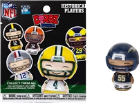 Funko NFL Mini Dorbz Historical Player Series - San Diego Chargers - Junior Seau