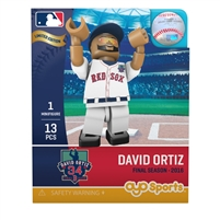 "OYO- MLB Boston Red Sox Gen5 Limited Edition David Ortiz ""Final Season"" Mini Figure"