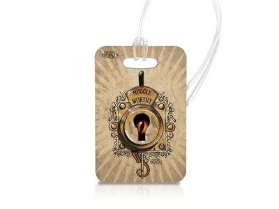 Fantastic Beasts and Where to Find Them (Muggle Worthy) Luggage Tag