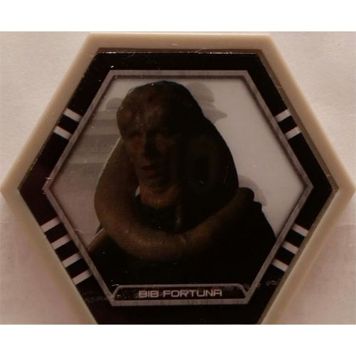 Star Wars Galactic Connexions - Bib Fortuna - Gray/Standard - Common