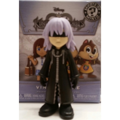 Funko Mystery Minis - Kingdom Hearts - Riku (Organization Cloak) (1:12)