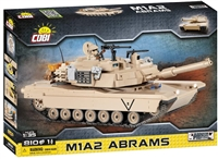 COBI Armed Forces -M12A Abrams