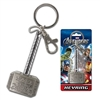 Marvel Comics- Thor Hammer Pewter Key Chain