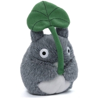 My Neighbor Totoro with Leaf Plush Toy