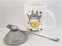 My Neighbor Totoro Ceramic Mug - All or Nothing
