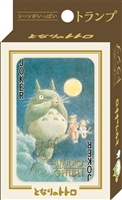 Studio Ghibli My Neighbor Totoro Playing Cards