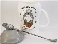 My Neighbor Totoro Ceramic Mug - Clovers
