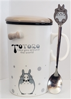 My Neighbor Totoro Ceramic Mug - No Face