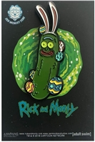 Pickle Easter Rick - Rick and Morty Pin!