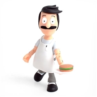 The Loyal Subjects Animation Collector Series - Bob Belcher  (Bob's Burgers)