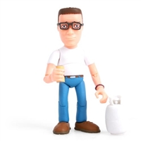 The Loyal Subjects Animation Collector Series - Hank Hill  (King of the Hill)