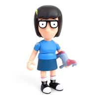 The Loyal Subjects Animation Collector Series - Tina Belcher  (Bob's Burgers)
