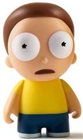 Kidrobot- Adult Swim- Rick and Morty- Morty