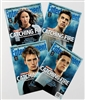 "Set of 4- ""Catching Fire"" Entertainment Weekly Magazines"