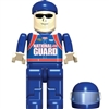 K'Nex Nascar- Dale Earnhardt Jr. Figure Bag -National Guard