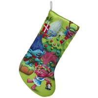 Kurt Adler Trolls Character Printed Stocking
