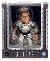 The Loyal Subjects Aliens Series - William Hudson Grey Camo  (2/12)