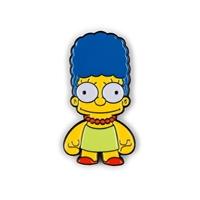 Kidrobot The Simpsons Enamel Pin Series - Marge