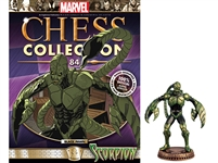 Marvel Chess Figure Collection #84 - Scorpion Black Pawn