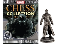 Marvel Chess Figure Collection #78 - Spider-Man Noir White Pawn