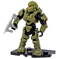 Mega Bloks Halo - Foxtrot Series - Mini Blind Bag Figure - Green Copperhead S...