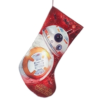 Star Wars BB8 Stocking with Sound (Battery Operated)