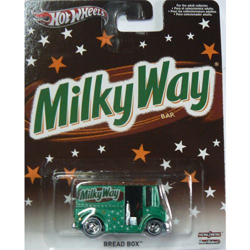 Milky Way - Bread Box